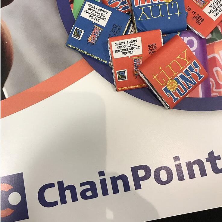 Chainpoint at the WCFPM